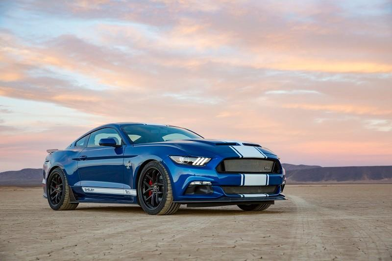 The 2017 Shelby Super Snake is a meaner, faster Mustang