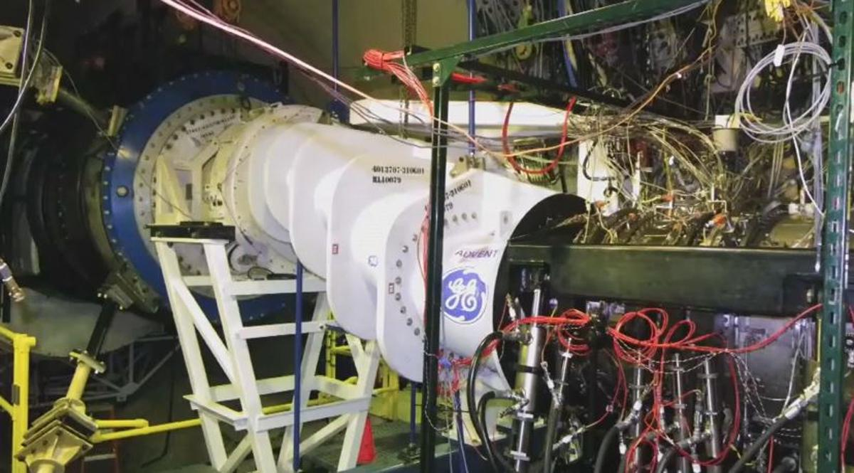 The Hottest Jet Engine Ever Guzzles Less Gas