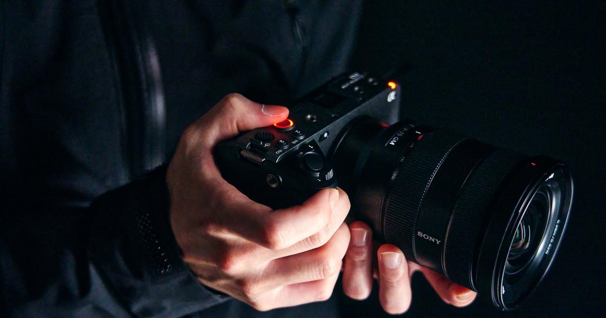 Sony raids Alpha camera tech for FX3 Cinema Line compact