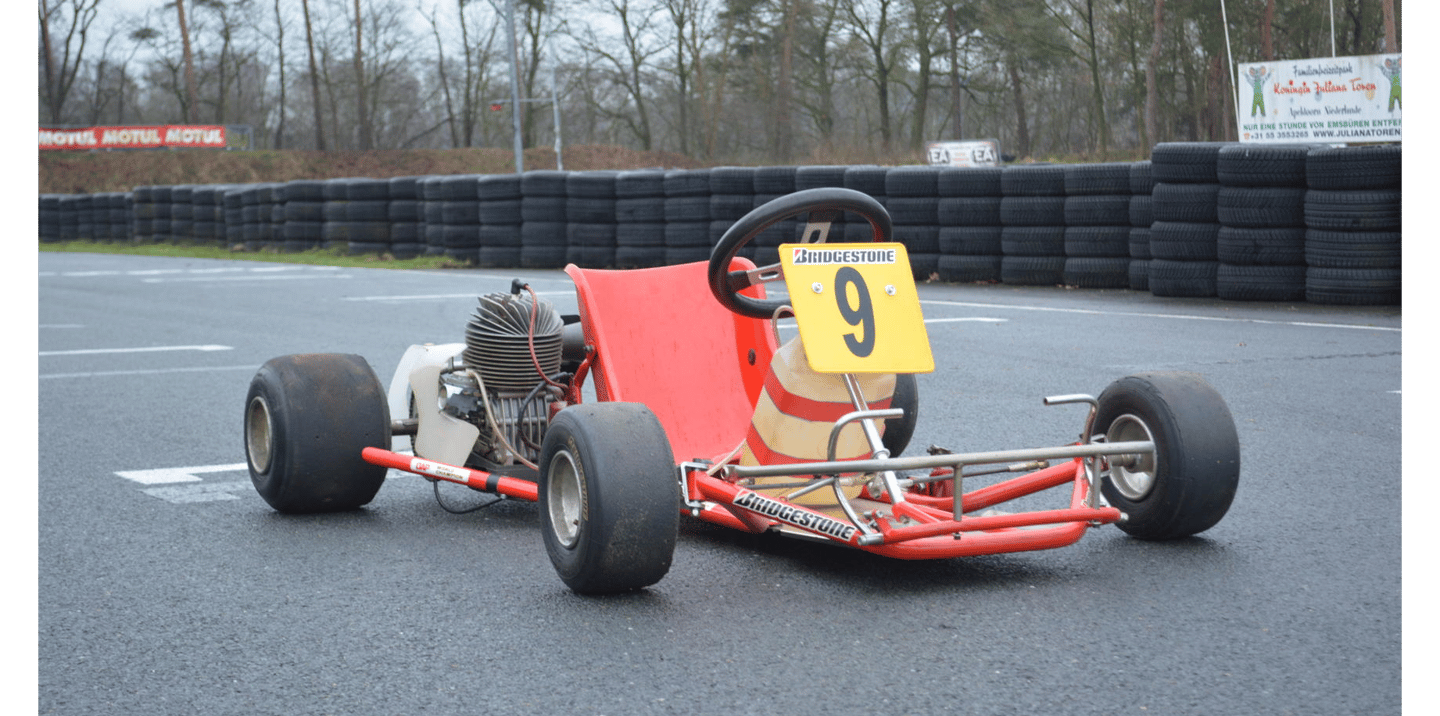 If Bonhams' estimated sale price of €24,000 to €28,000 for Ayrton Senna's 1981 DAP KART is accurate, it will be one of the cheapest Senna memorabilia items ever sold. That's US$27,000 to US$32,000 given the favorable USD exchange rates at present.