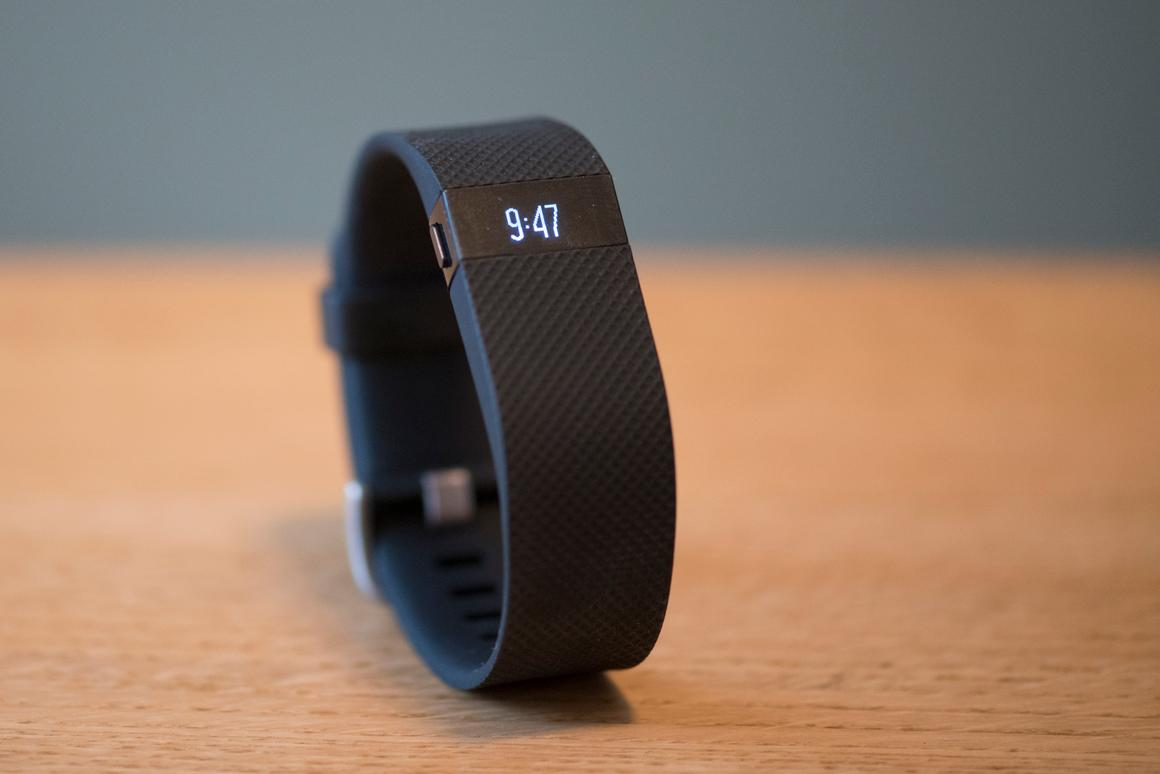 Review: Fitbit Charge HR fitness tracker