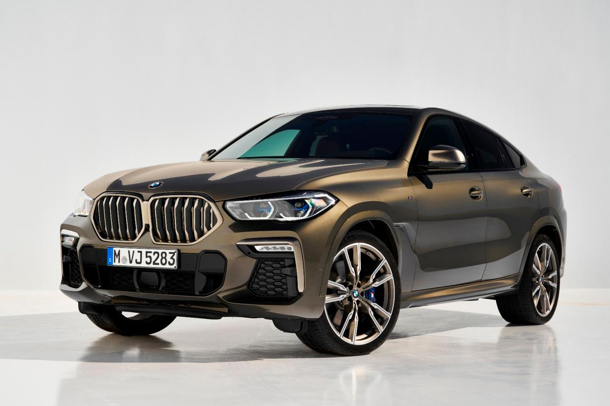 The newBMW X6 is outwardly young and funky, inwardly highly practical and family-friendly