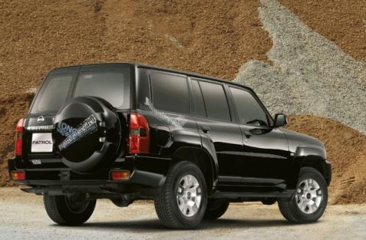 Special edition Nissan Patrol