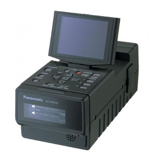 P2 HD Portable Player/Recorder