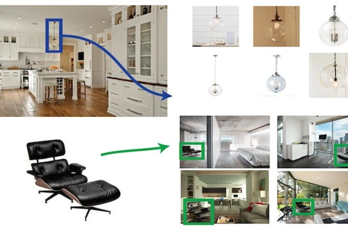 Researchers have developed a deep learningneural networkthat can analyze photos of furniture and bring up its make, model and availability