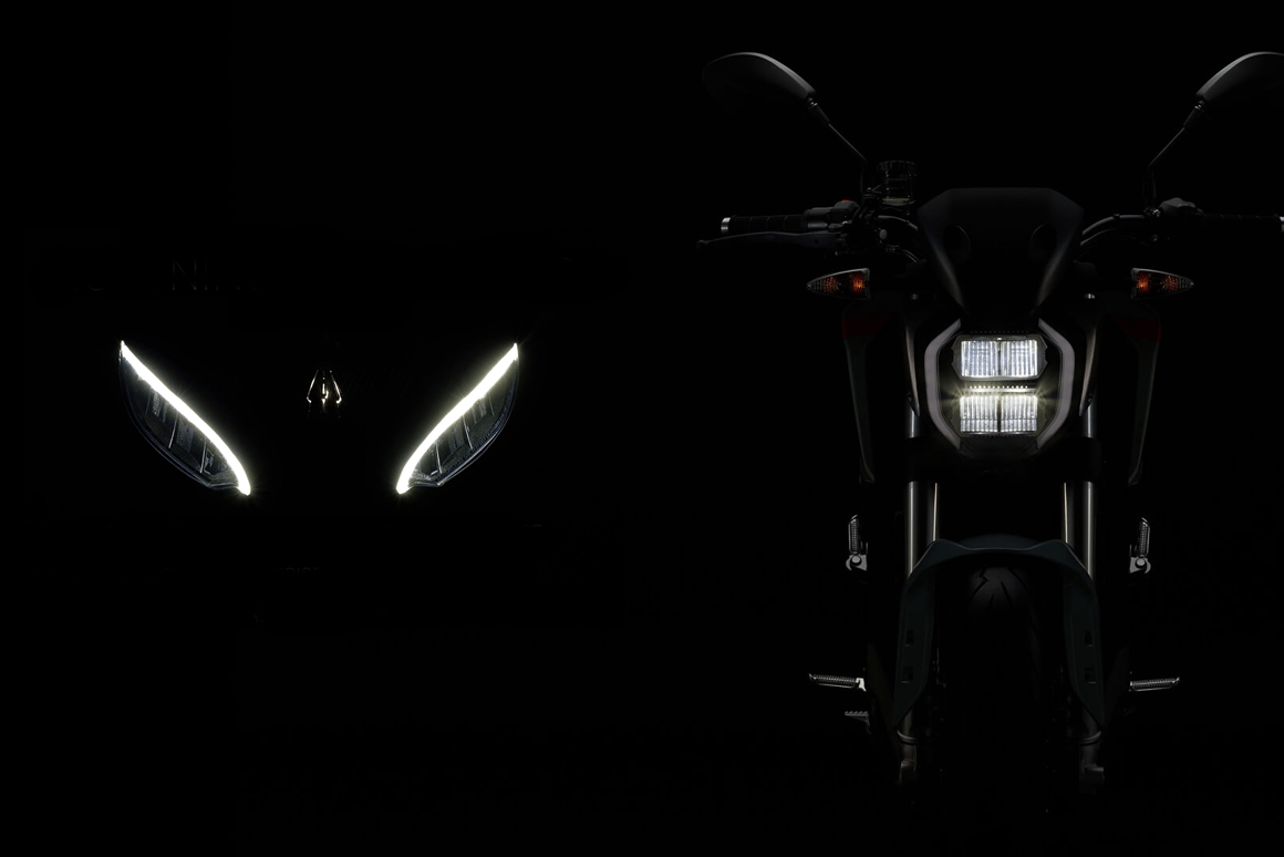Lightning and Zero prepare to launch the next generation of high-performance electric motorcycles, and we can't wait!