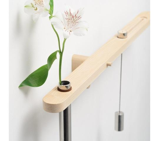 Water Balance can be considered practical art, being an aesthetically-pleasing centerpiece which also has a practical purpose