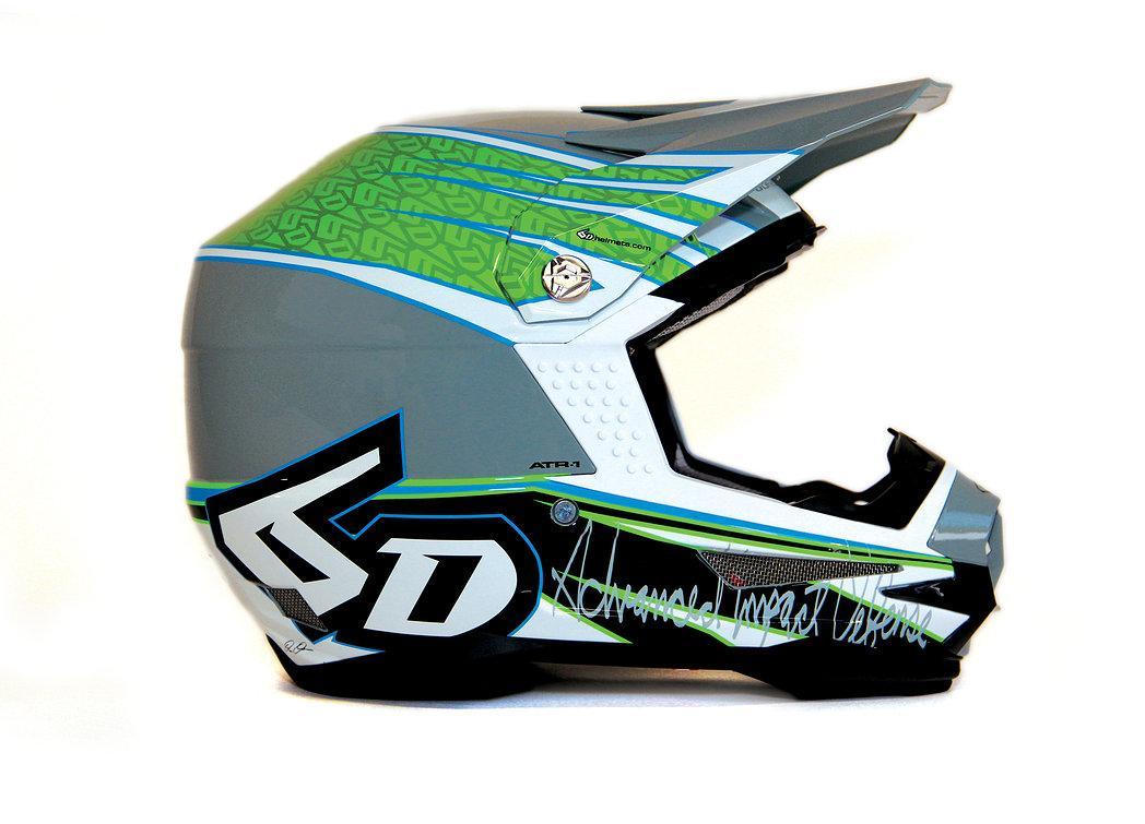 The ATR-1 helmet by 6D