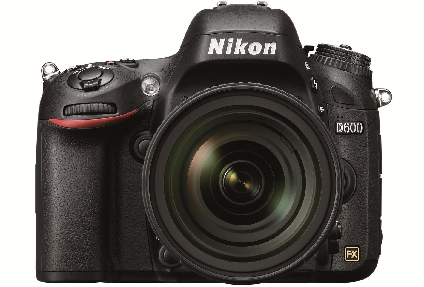 The Nikon D600 could make a good back-up camera for pros, or give most enthusiasts all the options they'll need
