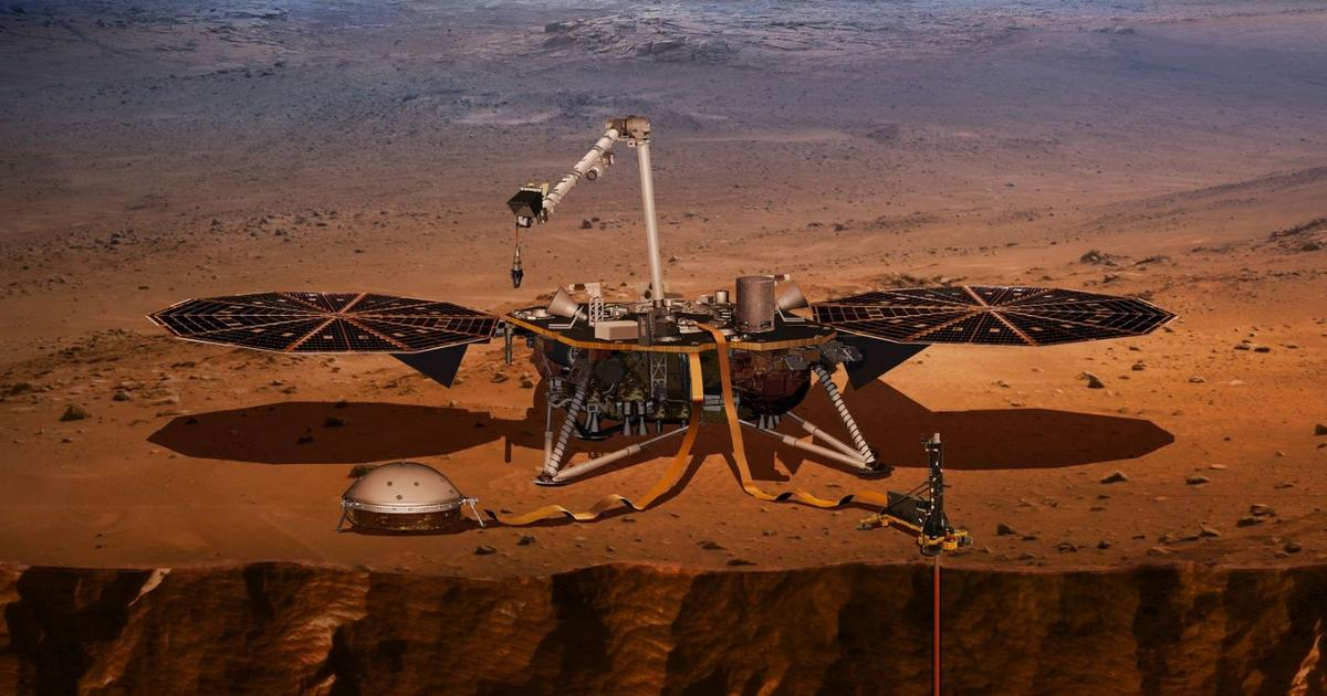 First direct marsquake data reveals a seismically active Red Planet