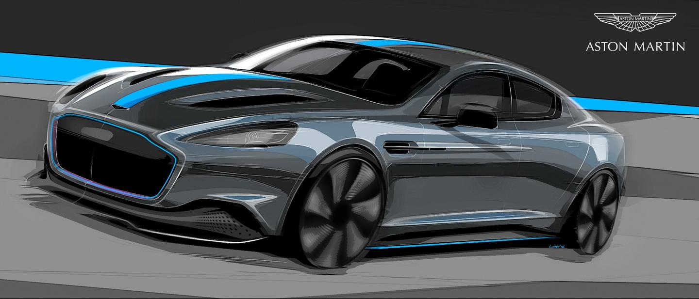 A sketch of what the RapidE might look like