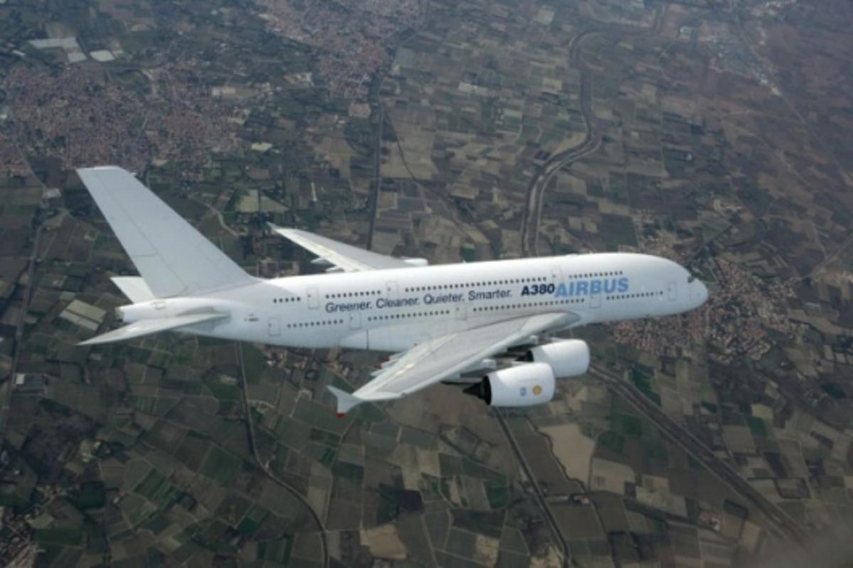 Airbus commits to biofuel
