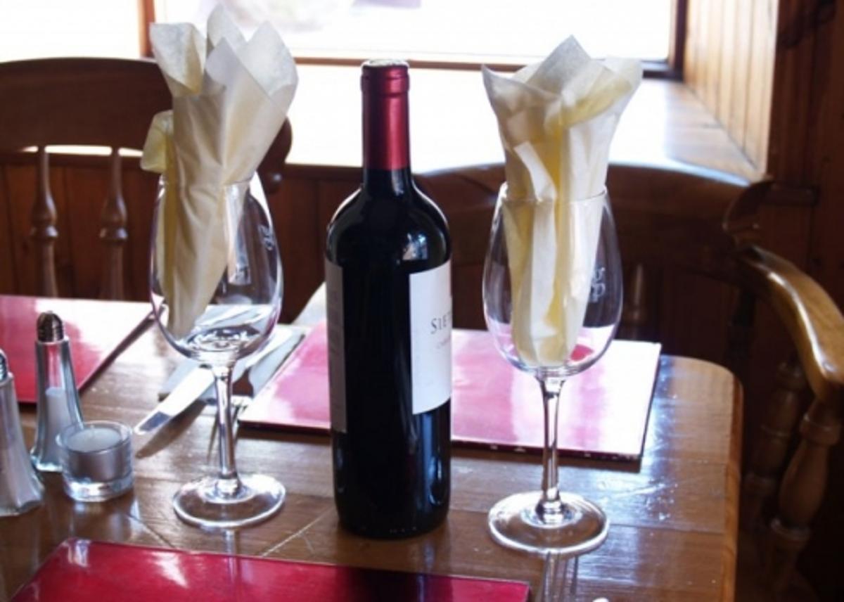 Wine tasting goes electronic