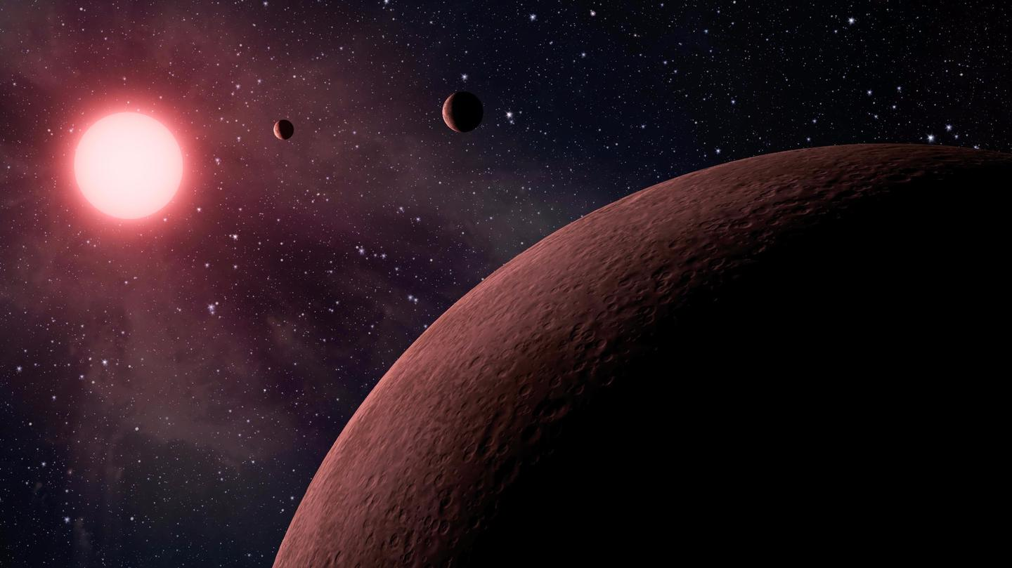Kepler has identified 4,034 exoplanet candidates in total
