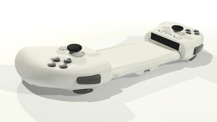 XOPAD for Android USB game controller in white