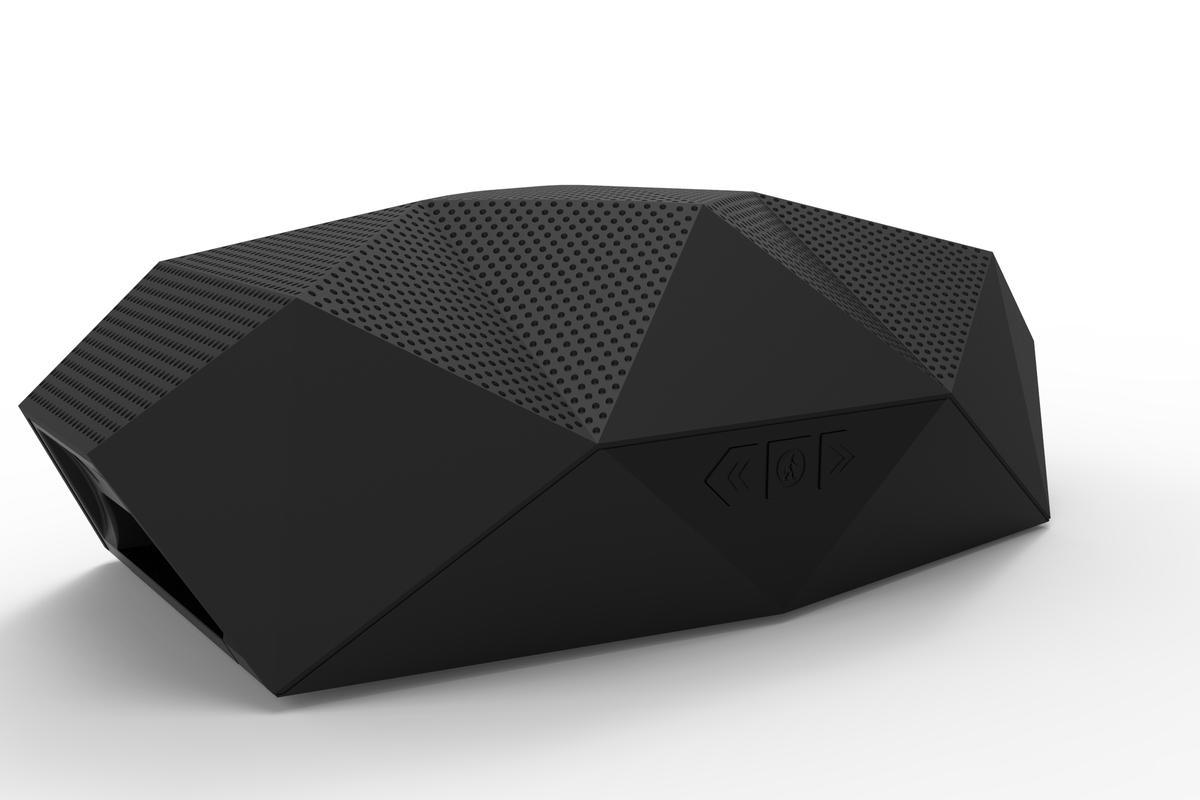 Outdoor Technology's Armadillo speaker