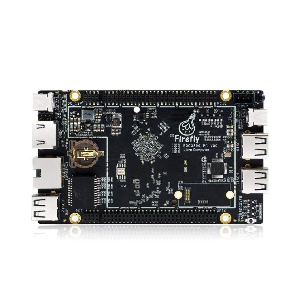 """The Renegade Elite hasa 60-pin PCI-E expansion header, and a second """"low speed"""" header"""