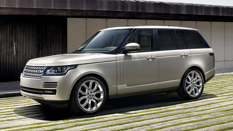 All new 2013 Range Rover