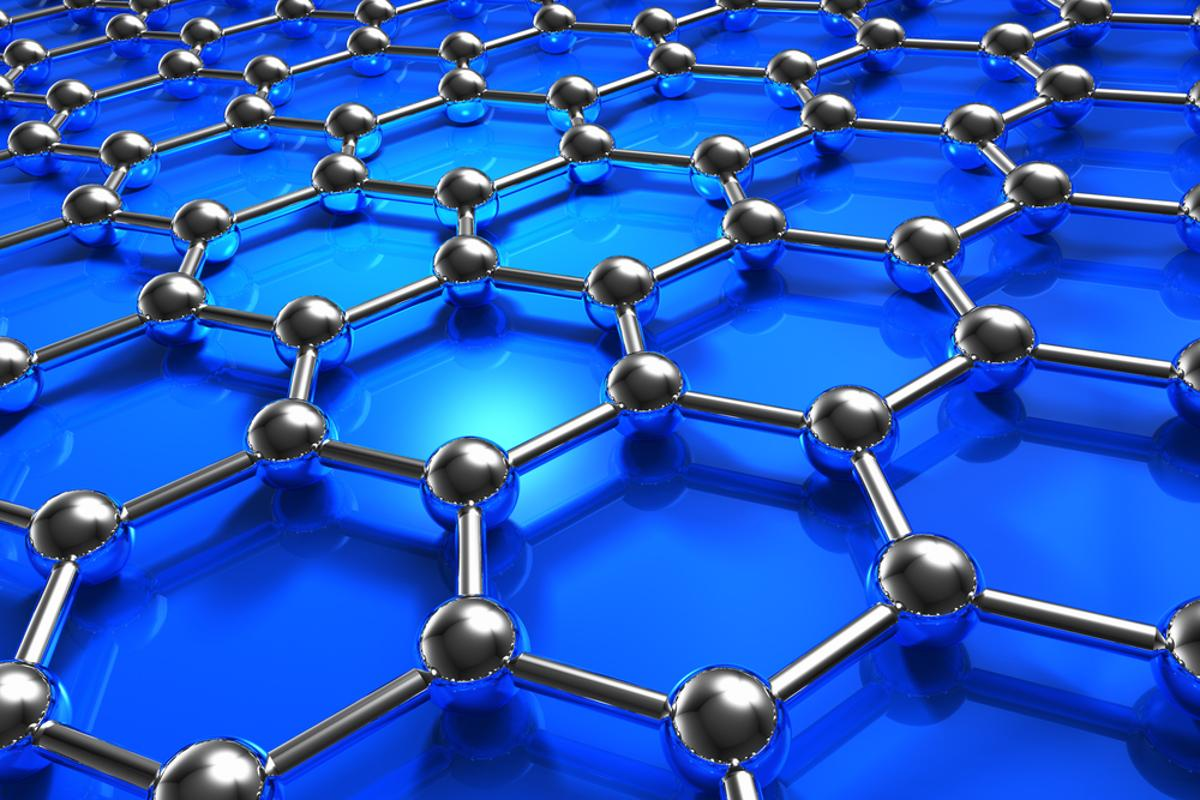 Scientists have determined that graphene could be put to use as the world's thinnest anti-corrosion coating (Photo via Shutterstock)