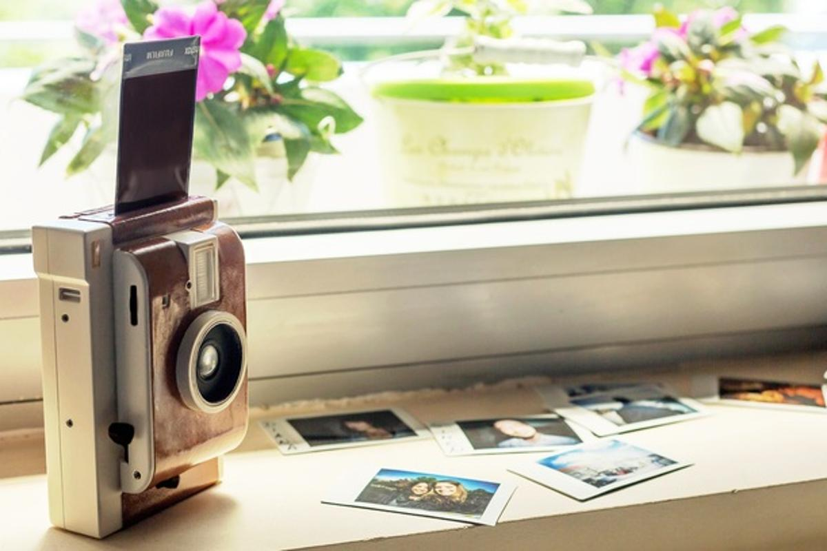 The Lomo'Instant provides the immediacy of instant photography and a little room for creativity