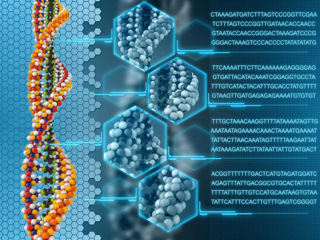 A single human genome can now be analyzed in a matter of hours, opening the door to more practical large-scale analysis across entire populations around the globe (Photo: Shutterstock)