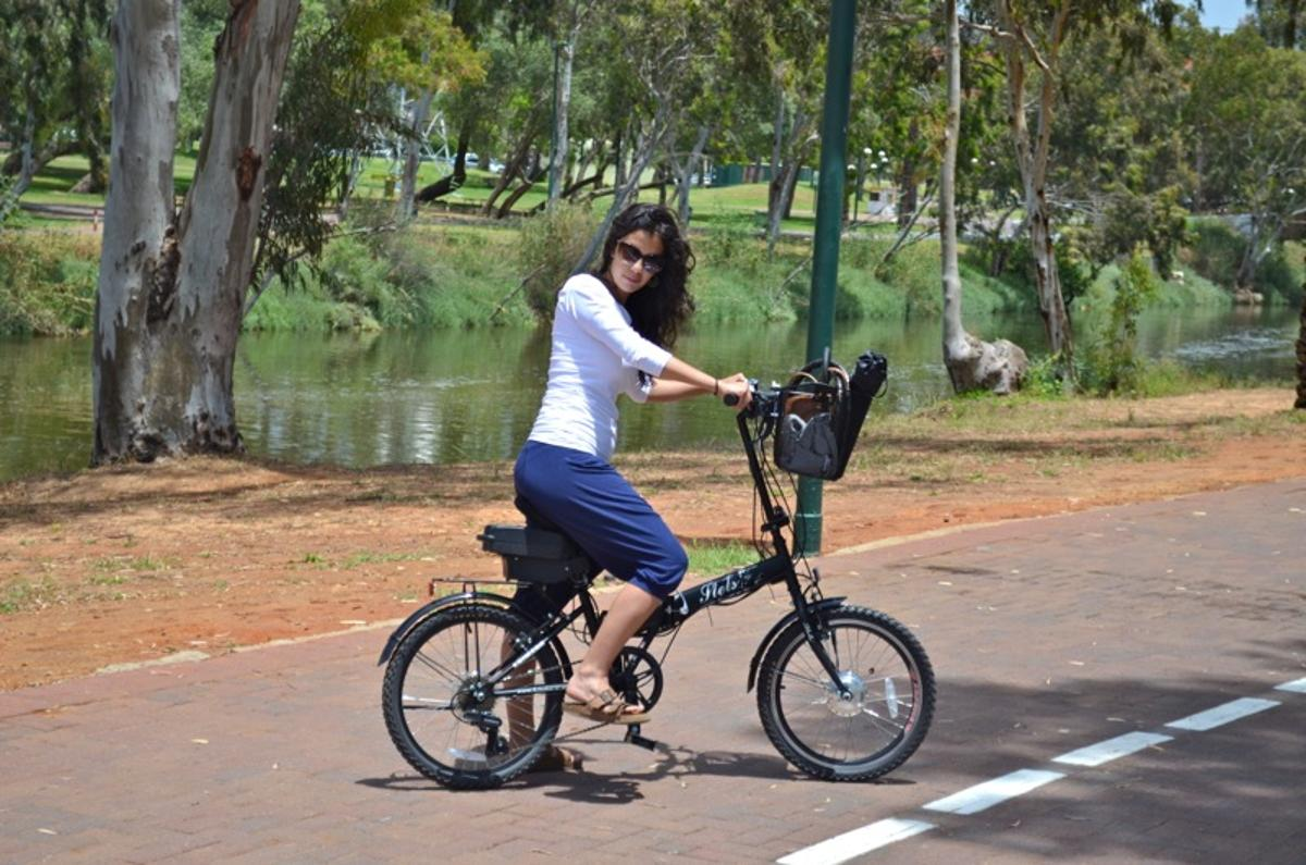 The Barak kit allows pretty much any bicycle to be made electric