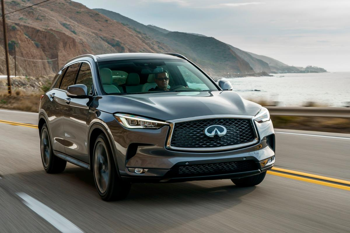 The Infiniti QX50 is fully redesigned for 2019, on a new platform with more daily usability than was found before