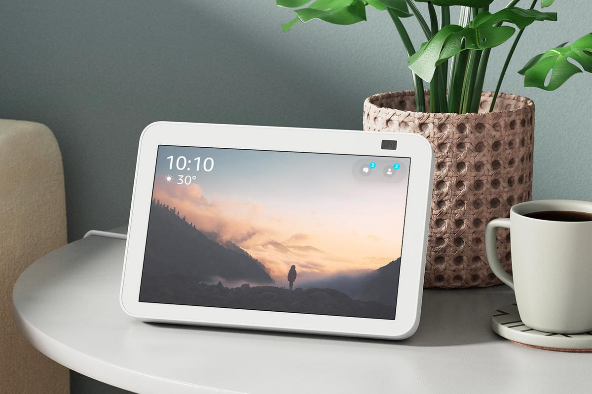 The big upgrades in the new Echo Show devices are in the camera department