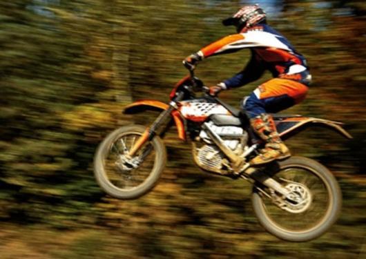 KTM Zero Emissions Motorcycle