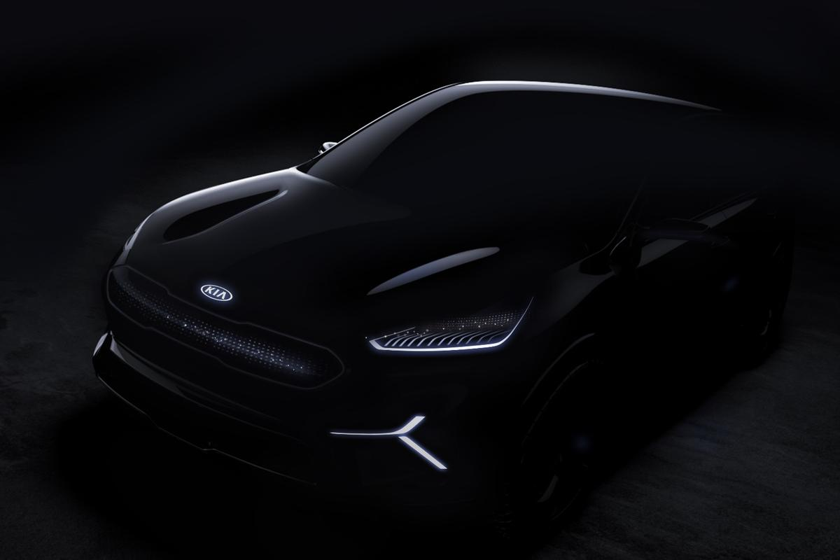 Kia will reveal the Niro EV at next week's CES2018