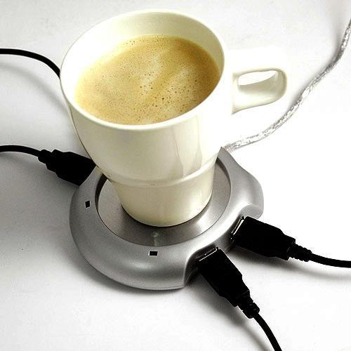 The four-port Coffee Cup Hotplate