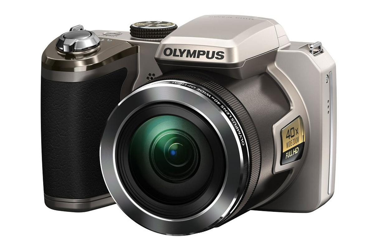 Olympus Imaging has announced the new 14-megapixel flagship STYLUS SP-820UZ iHS Ultra Zoom compact camera