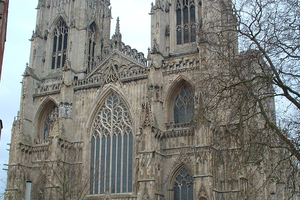 York Minster (Image: Andy Barrett/Wikipedia)
