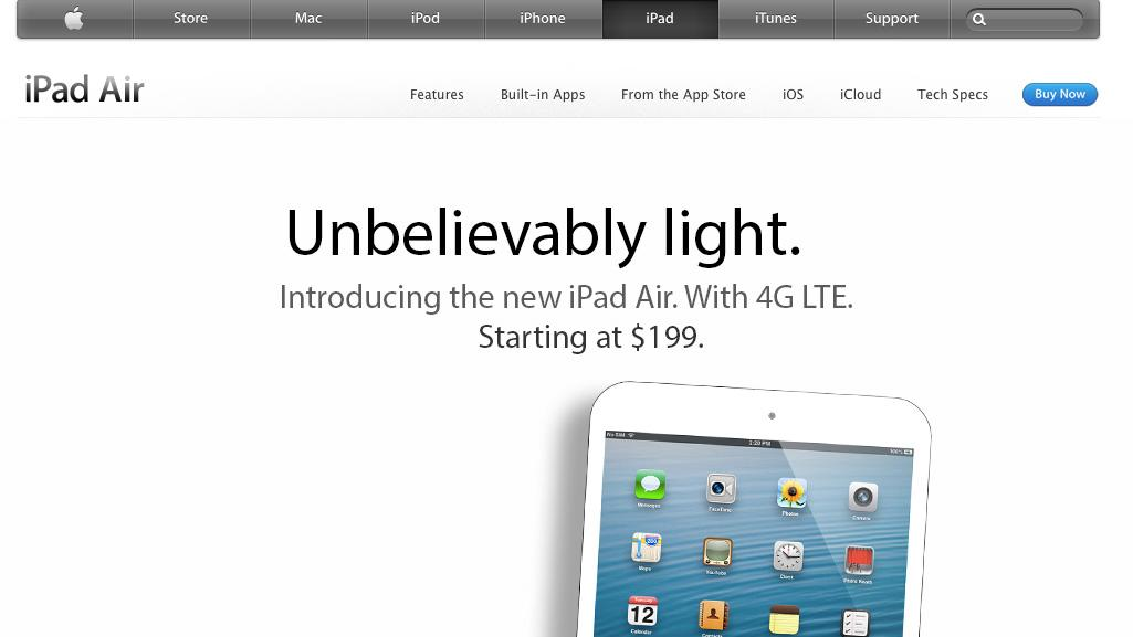 An iPad Mini (Air?) could push the iPad 2 out of the picture
