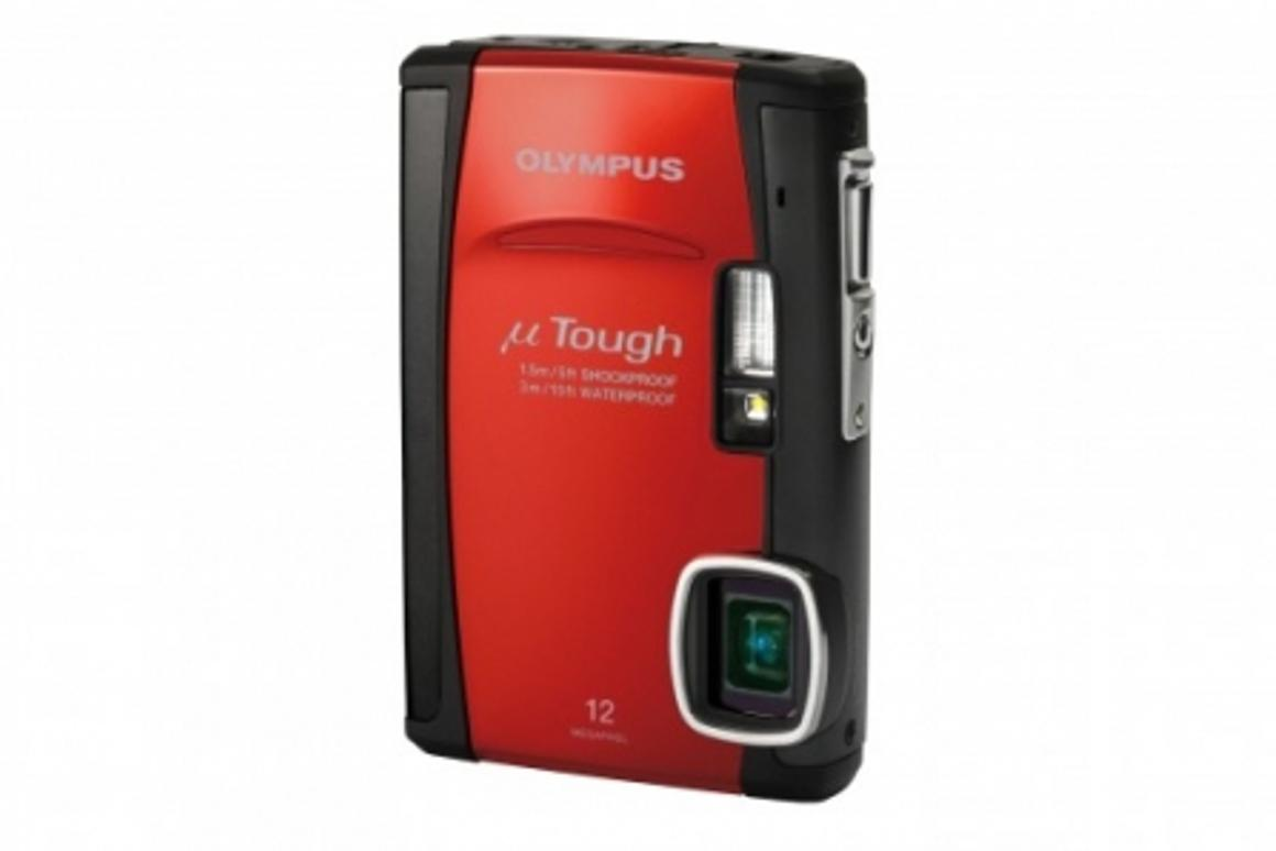 The Olympus µ TOUGH-6010