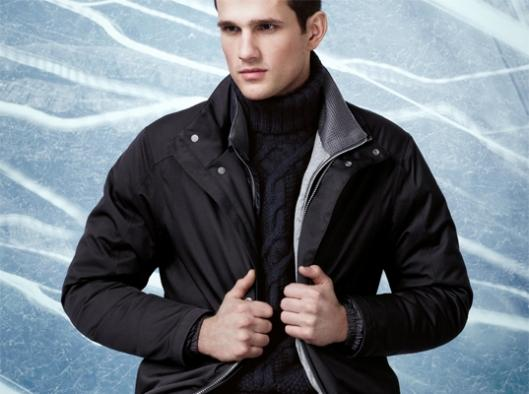 A combination of Italian styling and clever eco-friendly additions make this a very appealing jacket