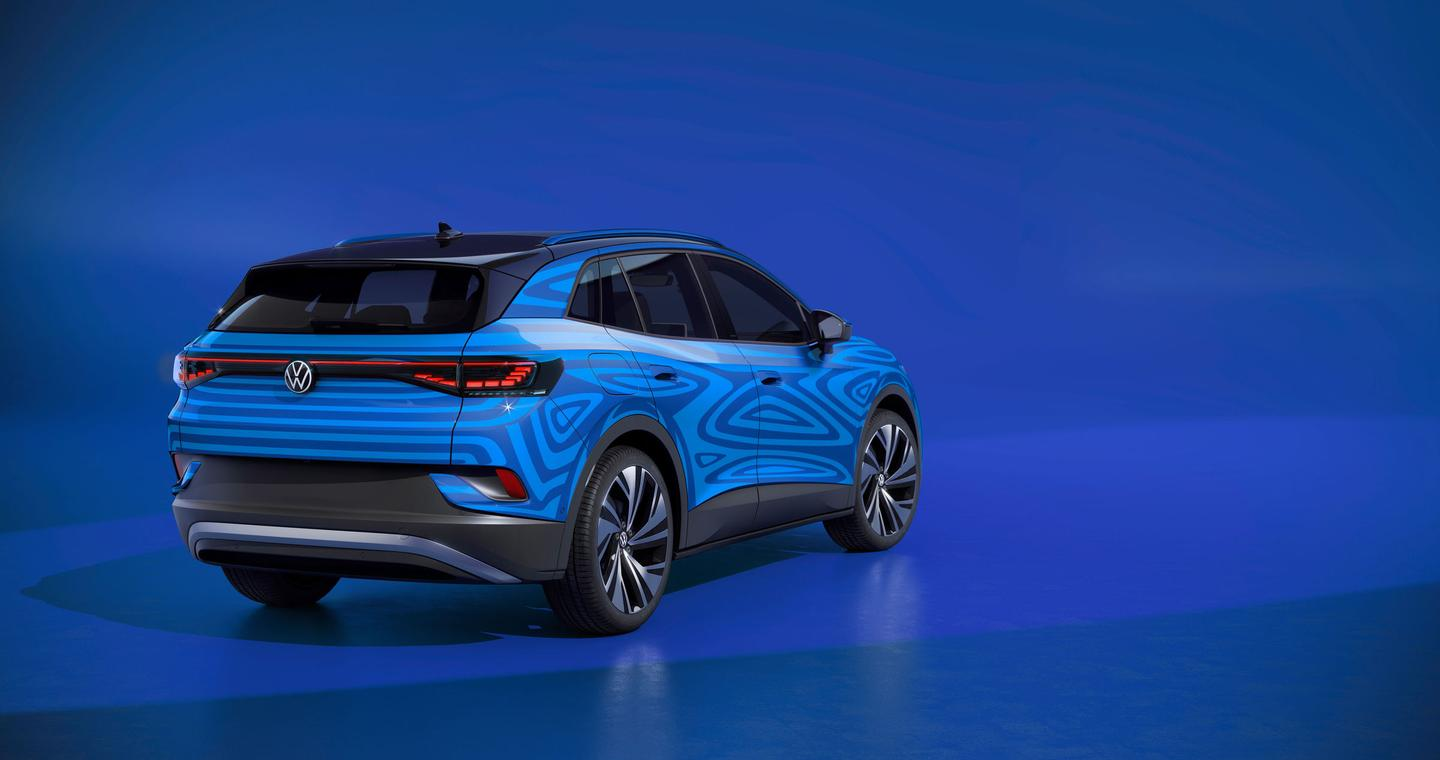 VW is promising up to 500 km of range for the ID.4 SUV