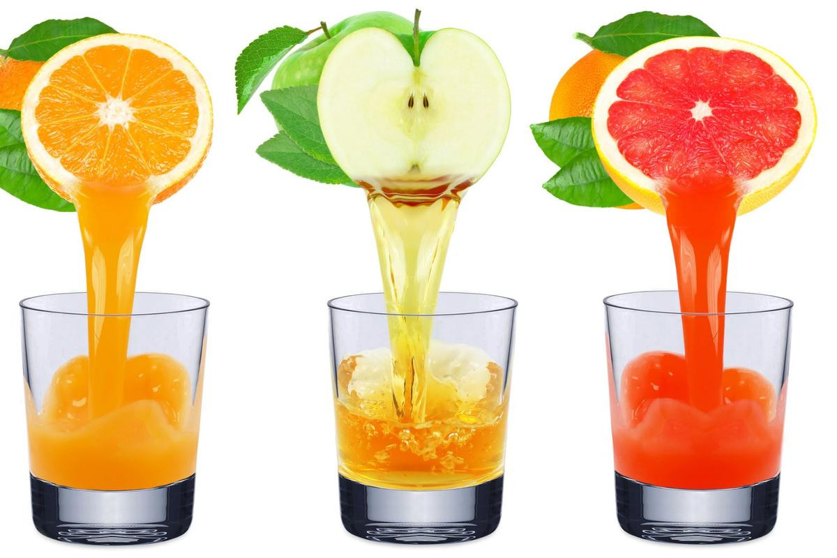 A new study is suggesting both sugary soft drinks and fruit juices can be associated with increased risk of developing cancer