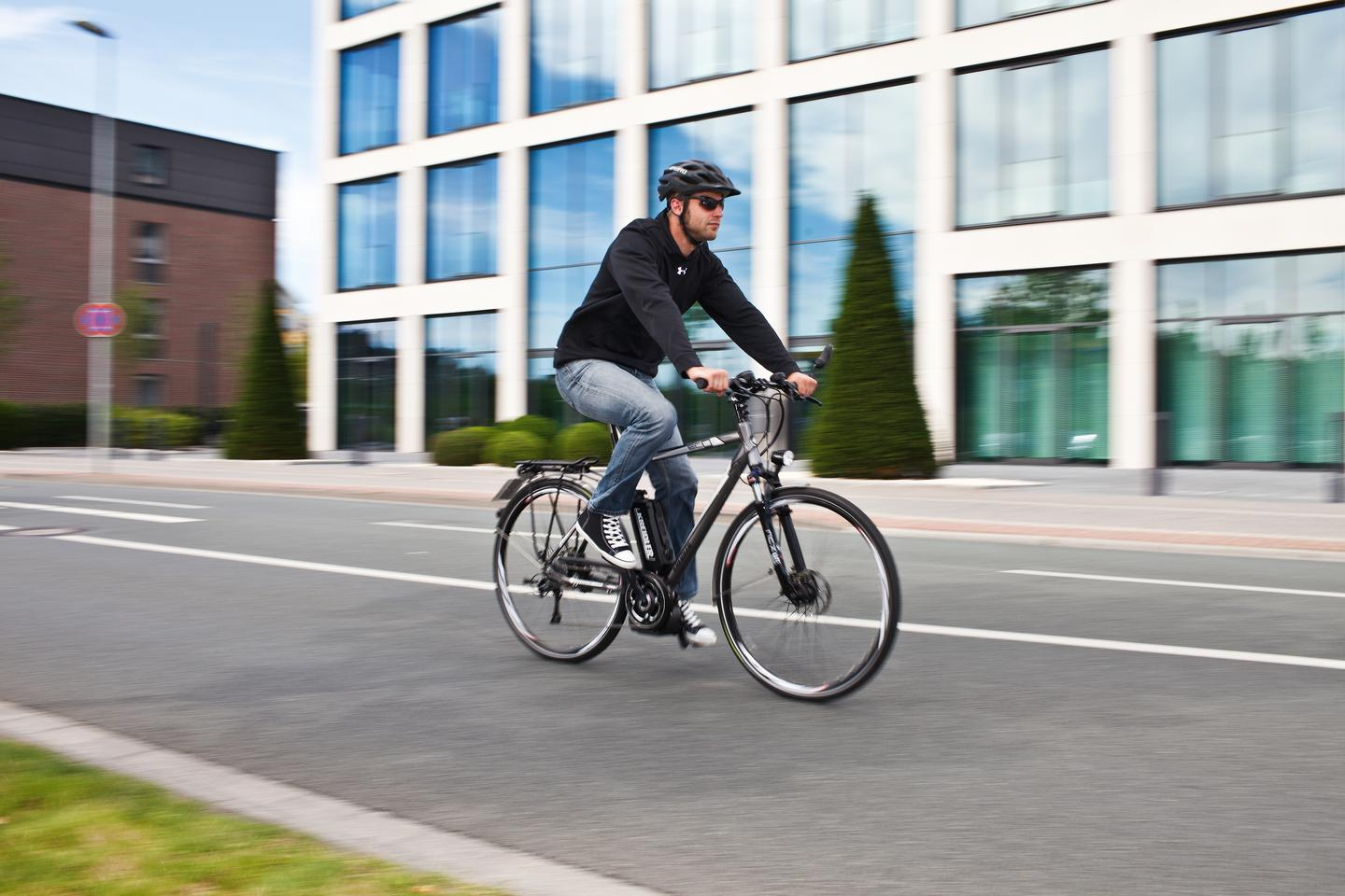 "A new study shows that e-bikes provide a ""meaningful amount"" of exercise"
