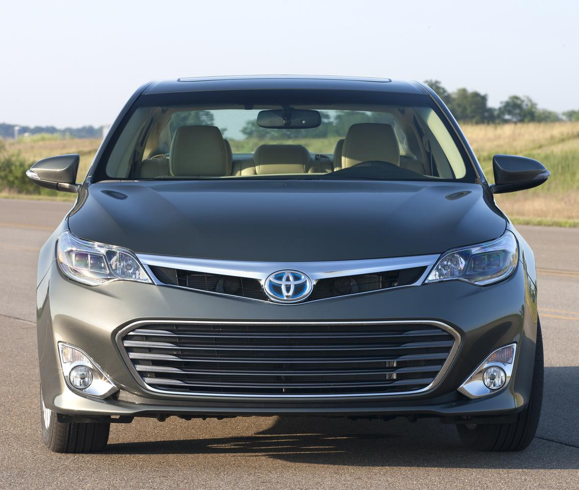 2013 Toyota Avalon sheds 110 pounds