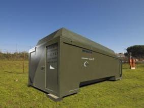 MEADS battle management tactical operations center