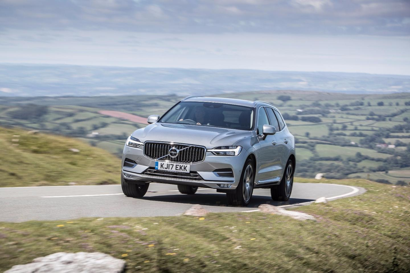 The XC60 T8Polestar now has 421 hp on tap