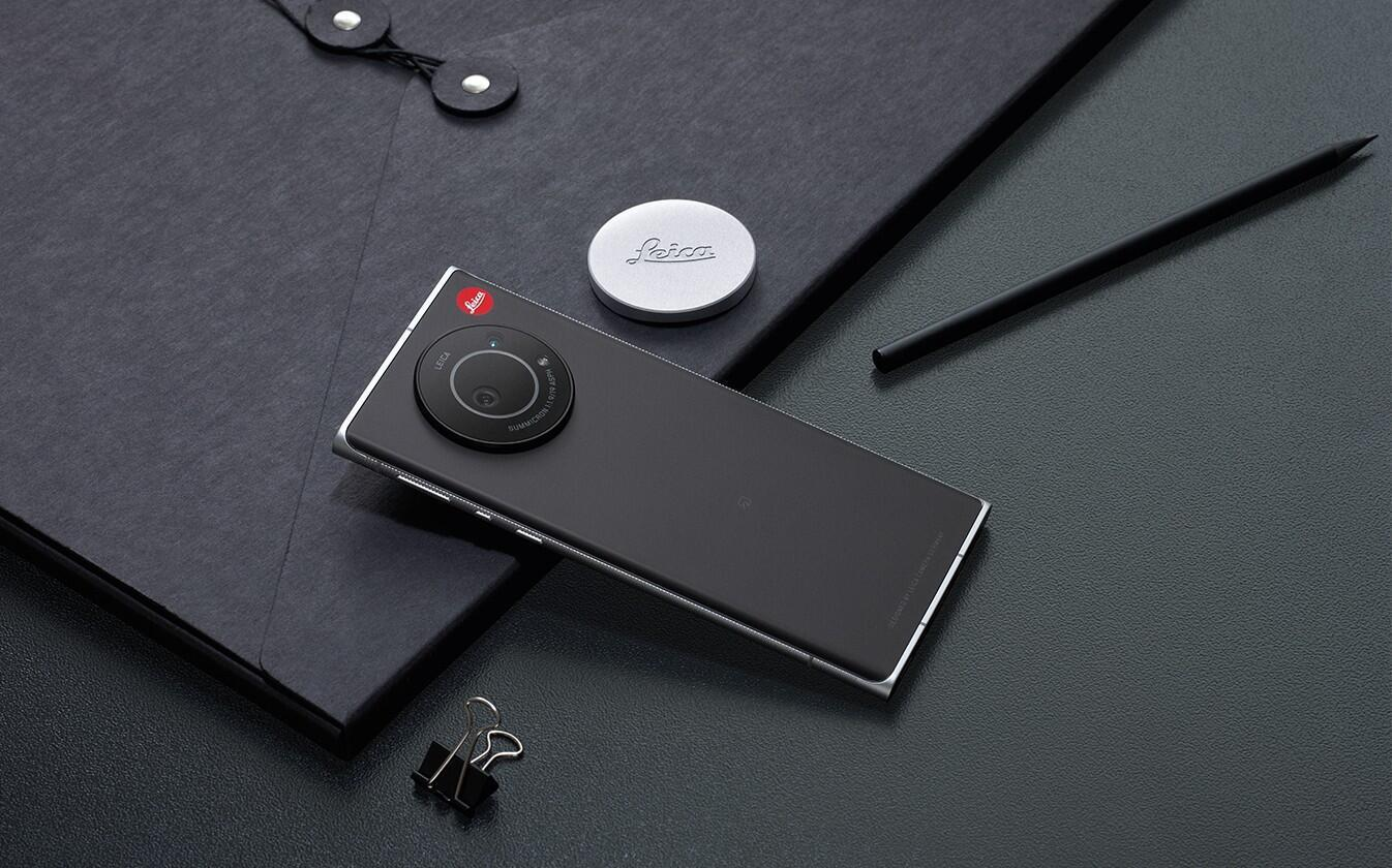 The Leitz Phone 1 has been developed with Sharp, and is available exclusively in Japan