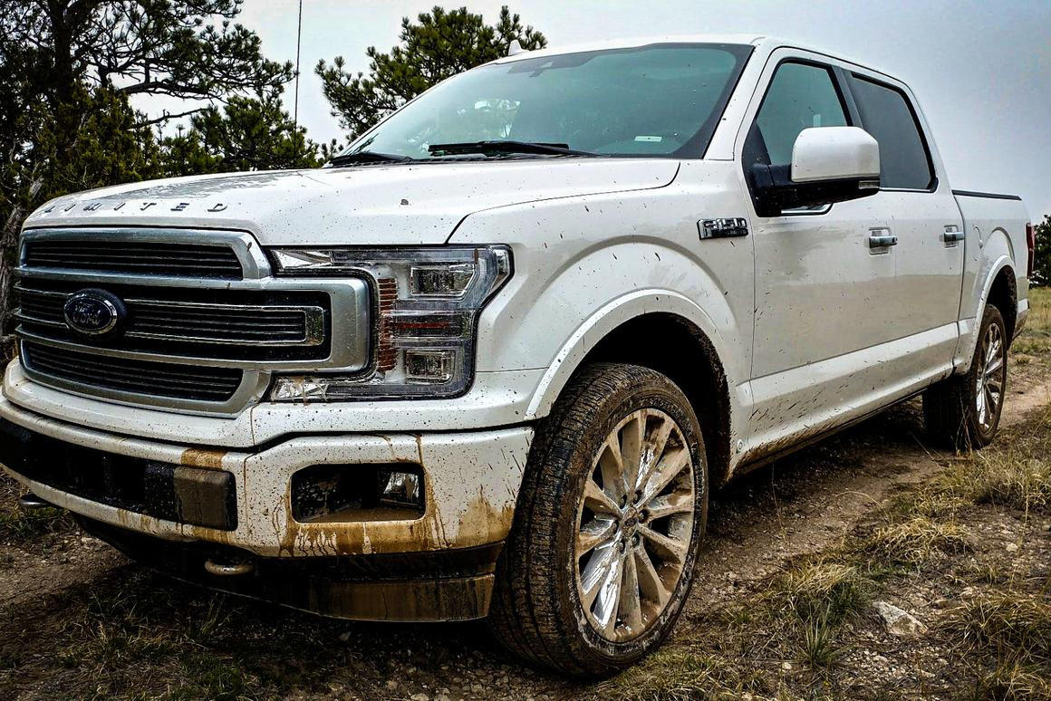 2019 Ford F 150 Limited Combines Rugged Luxury With Raptor Power