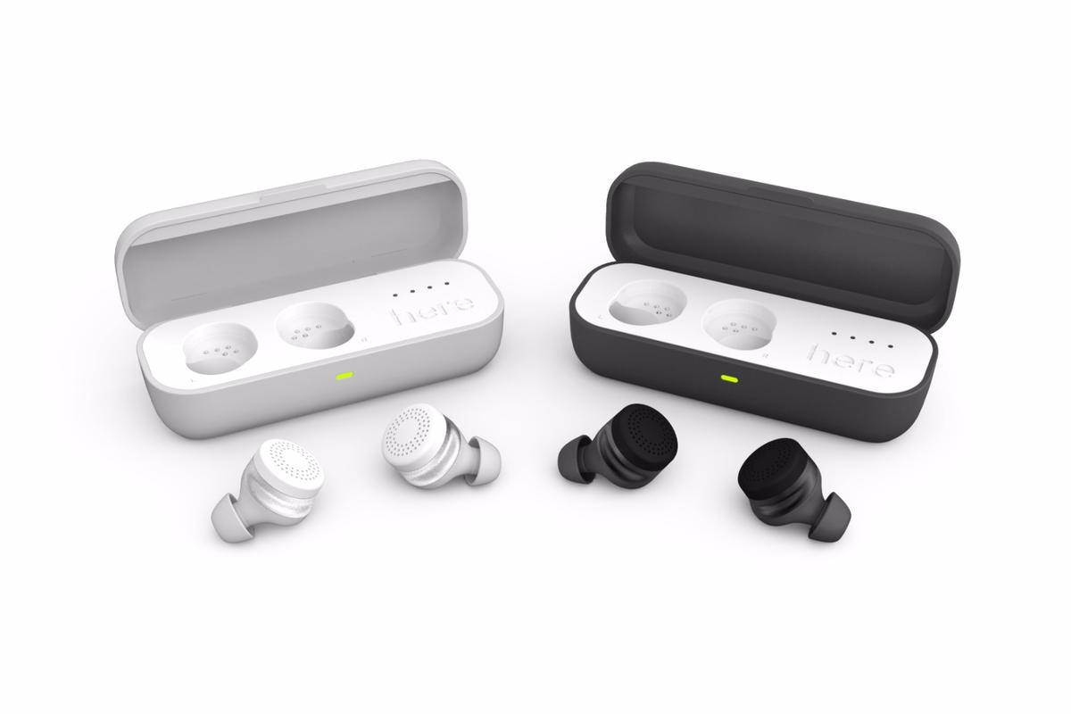 Doppler Labs' Here One smart earbuds build on the promise of the current Here Active Listening