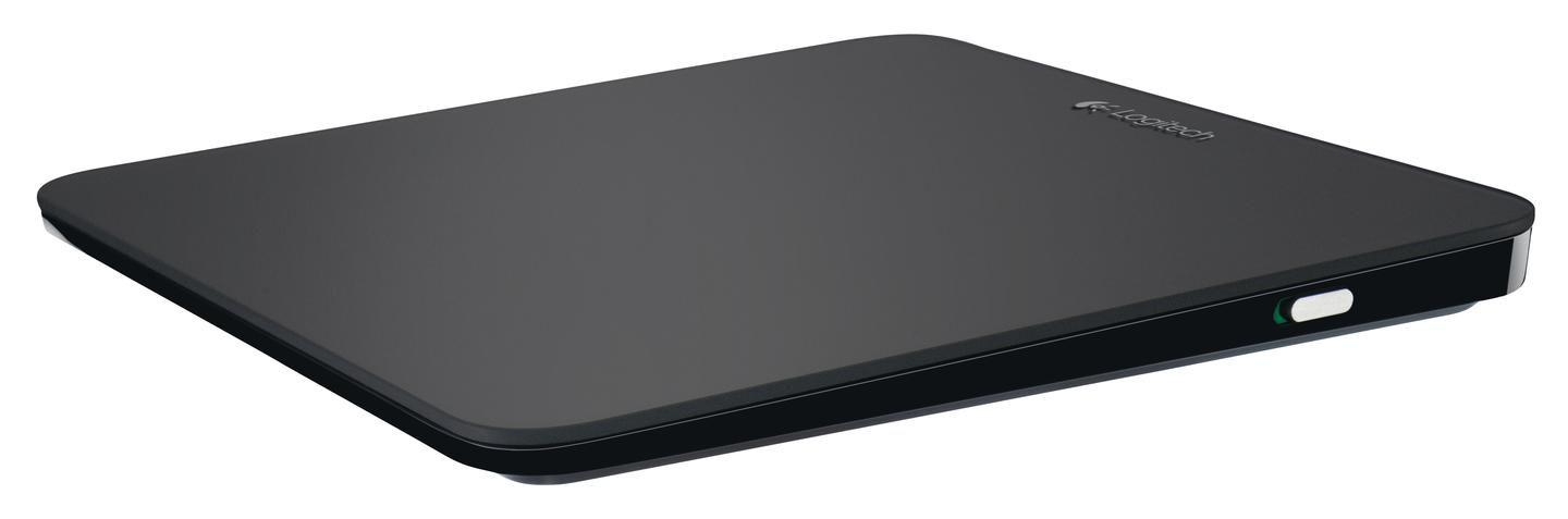 The Wireless Rechargeable Touchpad T650 features an ultra-smooth upper glass surface that's fingerprint- and scratch-resistant, and an embedded sensor is claimed to ensure precision tracking for fast and fluid navigation