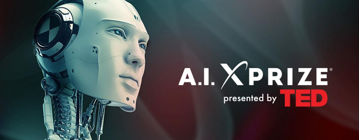 The XPrize Foundation wants to find out if an artificial intelligence can compose and deliver a good TED Talk