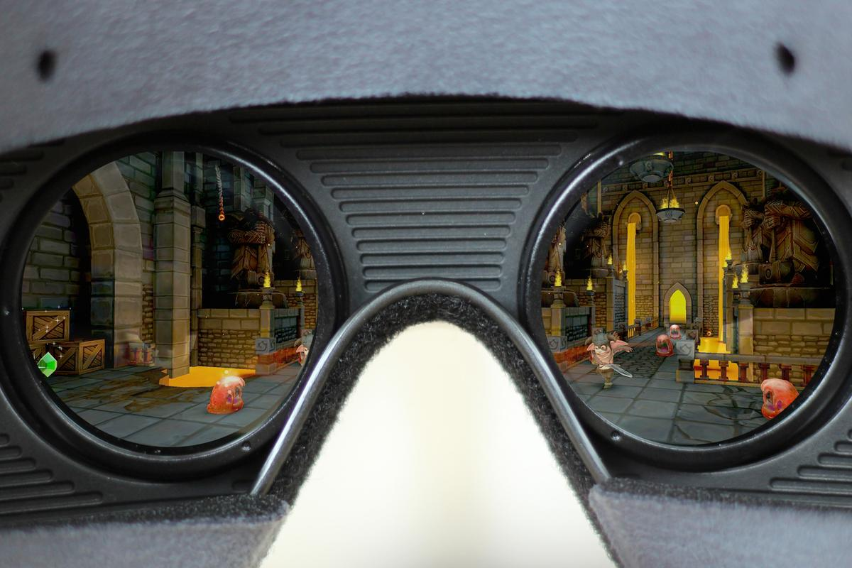 Gizmag steps into the looking glass and reviews the virtual reality launch lineup of the Gear VR (image simulated)