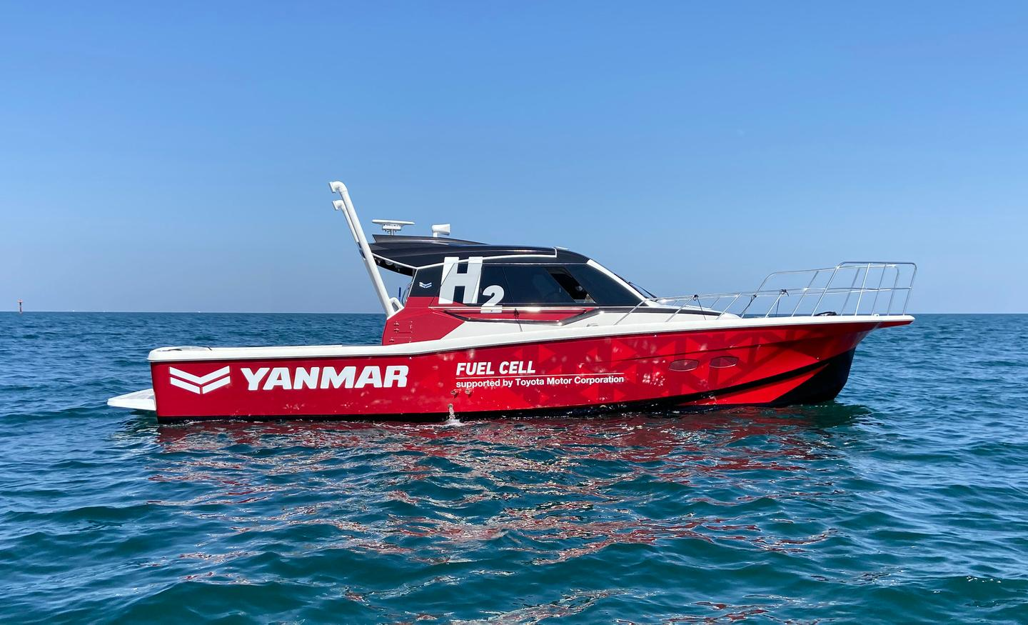 Encouraged by the on-the-water demonstration of the marine fuel cell system, Yanmar is now looking to scale up to multiple modules in larger vessels