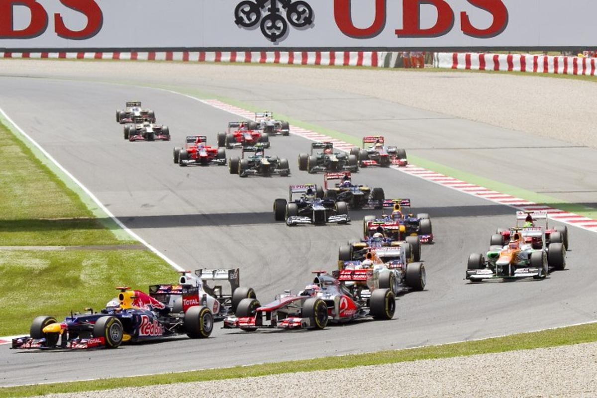 The Formula One Strategy Group has tabled a number of changes to the F1 formula in 2016